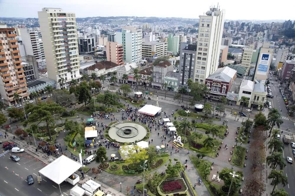 Cidade de Caxias do Sul – Rio grande do Sul